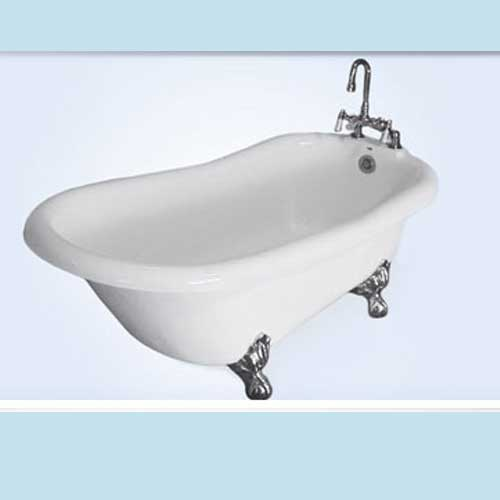 bathware products imperial victorian acrylic clawfoot bathtub