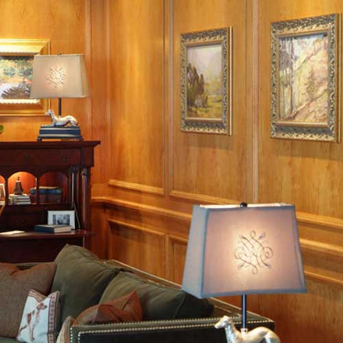 Traditional Cherry Wood Wall Paneling Mississippi Made